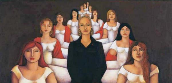 Si Evita viviera ¿sería feminista?