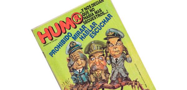 Revista Humor: una contraseña secreta