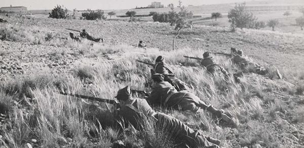 Guerra sin fin. Aproximación al caso español