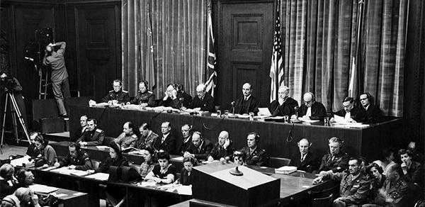El juicio de Nüremberg: una perspectiva a 75 años