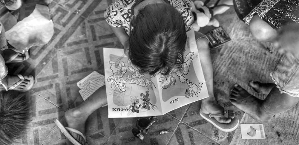 El trabajo infantil y el derecho a ser niñas, niños y adolescentes